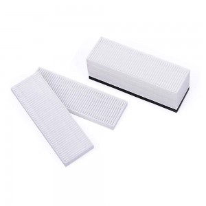 Replacement PX-F020 ILIFE Replacement High Performance Filter+ Filter Sponge for A4s /A8/A6